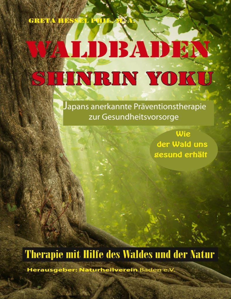 Das Buch Waldbaden von Greta Hessel